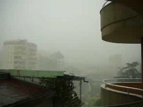 Big Storm In Tirana on 01/07/2009 (Part-2)
