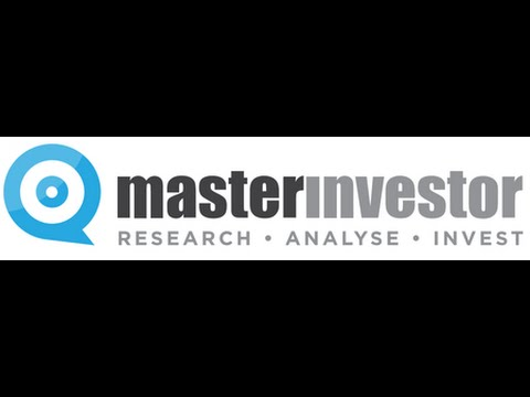 Jim Mellon on stage - Master Investor Show 2016