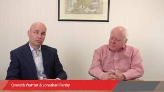 Ken Wattret & Jonathan Fenby Interview on France