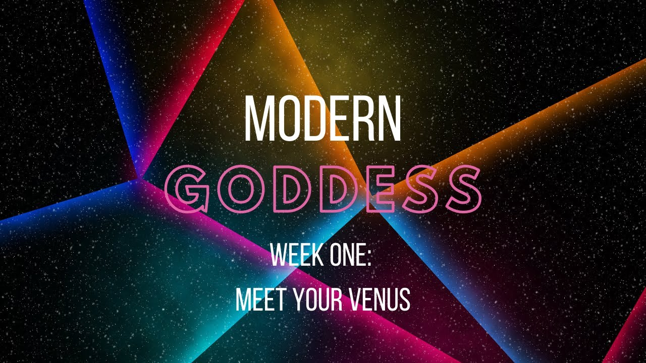 Modern Goddess Sneak Peak