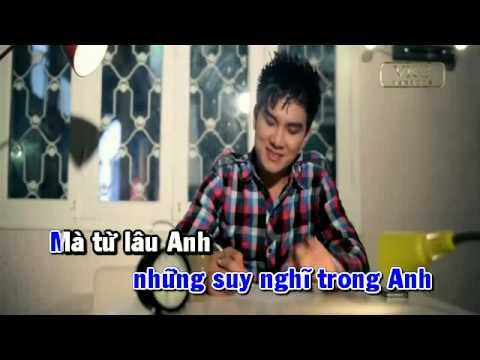 EM CO THE LAM BAN GAI ANH KHONG - LAM CHAN HUY [KARAOKE DEMO]