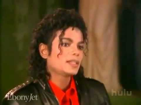 Michael Jackson- Rare Ebony Jet Interview 1987 - Part 2/2 ... Michael Jackson 1987 Interview