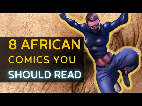 8 Nigerian Comics You Should Be Reading Right Now