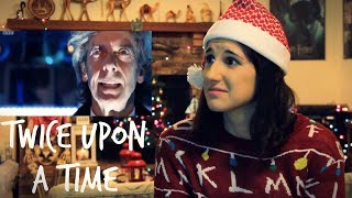 Doctor Who Reaction 12th Doctor Regenerates into 13 (Twice Upon A Time)