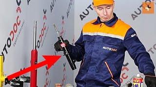 Wie HONDA CIVIC 6 Stoßdämpfer vorne wechseln TUTORIAL | AUTODOC