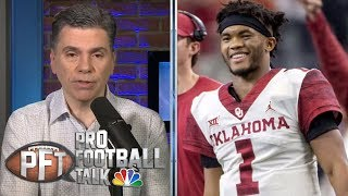 Kyler Murray will participate in NFL Combine   Pro Football Talk   NBC Sports