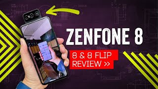 A Phone Camera To Flip For: ASUS Zenfone 8 / 8 Flip Review