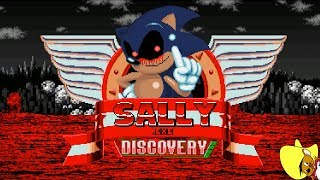 Sally.exe Discovery & Sonic4.exe SNES Bootleg | The REAL Final Boss of Sonic.exe | Let's play