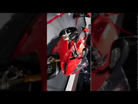 Ducati showroom bangalore review