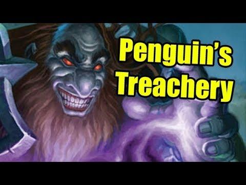 Hearthstone  Decks: Penguin's Treachery