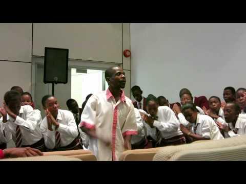 Nanogang Junior Community Secondary School, Gabarone, Botswana