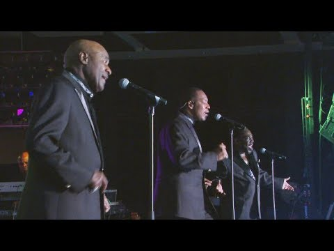 """the-o'jays:-the-""""love-train""""-continues"""
