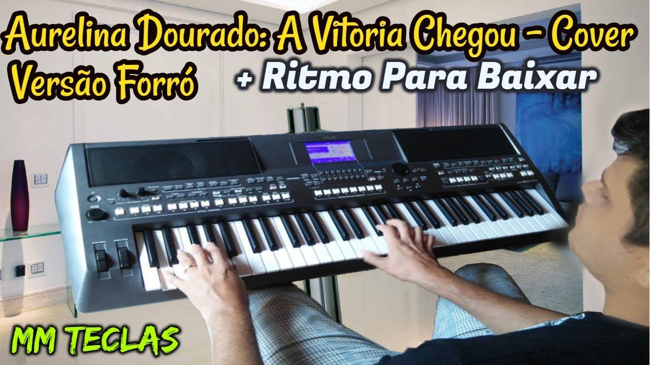 Musica Gospel A Vitoria Chegou Versao Forro Ritmo Para