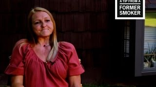 CDC: Tips from Former Smokers - Sharon's Story