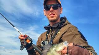 Рыбалка на реке Дон в Волгоградской области, в районе хутора Вертячий 1 часть
