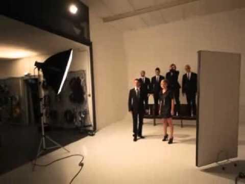 Emma Marrone - Backstage servizio fotografico