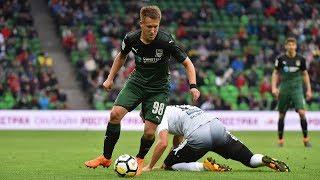 Видеообзор матча «Краснодар» – «Уфа»