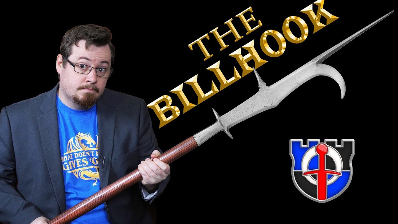 Download Underappreciated Historical Weapons: the Billhook or Bill