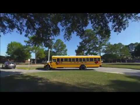 Baton Rouge school bus fleet finally replenished after