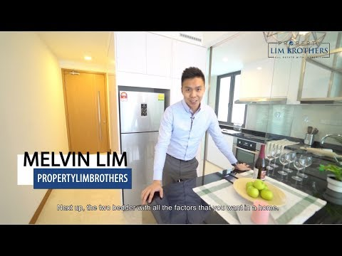 Waterfront Isle, 915sqft 2-bedder, Singapore Condo Property for Sale with PropertyLimBrothers