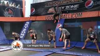 Ultimate Dodgeball Championship at Sky Zone Las Vegas Part 1