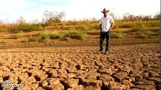 Apesar das chuvas, cidades do Ceará ainda vivem crise hídrica.