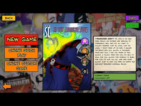 Sentinels of the Multiverse: Weekly One-Shot - In the Midnight Hour (Multiplayer)