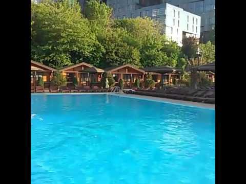 Анапа, пляж-отель Золотой пляж, 8 мая 2016