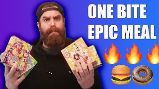 ONE BITE EPIC MEAL!!