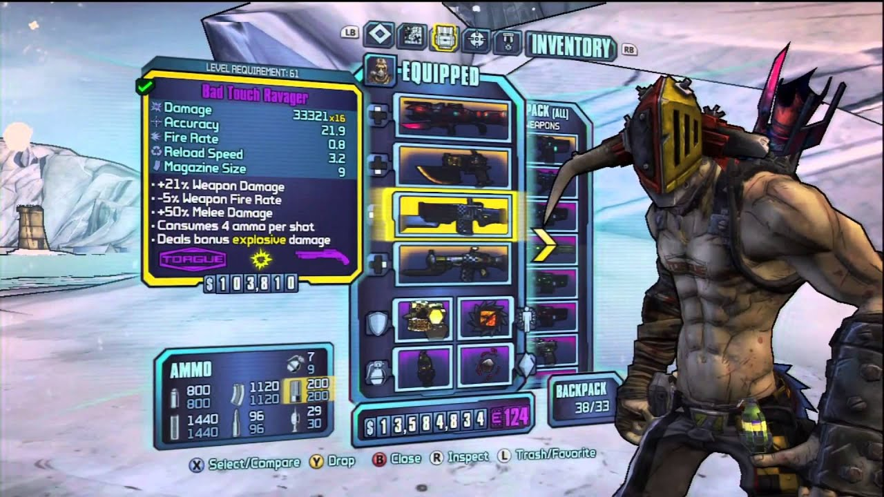 Build Borderlands  Krieg