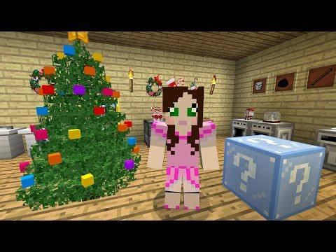 Minecraft: CHRISTMAS LUCKY BLOCK CHALLENGE [EPS9] [36]