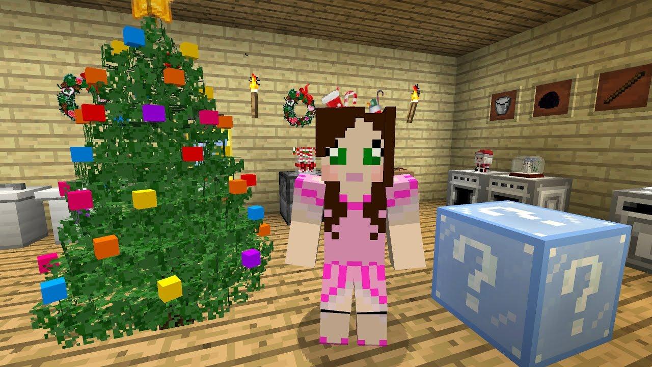 Minecraft: CHRISTMAS LUCKY BLOCK CHALLENGE [EPS9] [36] - YouTube