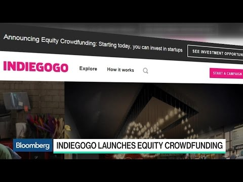 How Indiegogo Is Opening the Door to Small Investors