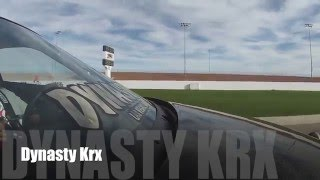 Dynasty at the Street2Track Drag Racing Nationals 2016