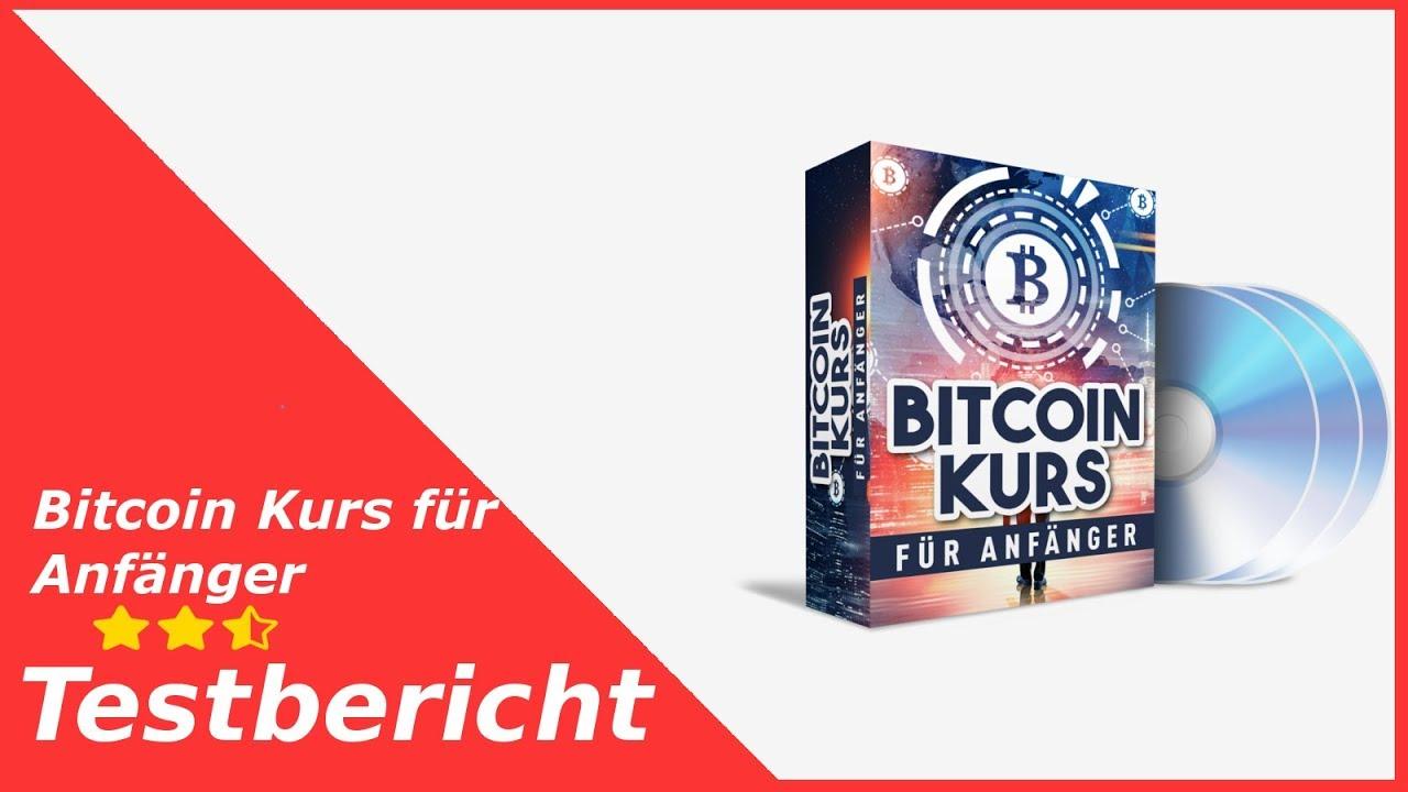 Bitcoin Für Anfänger