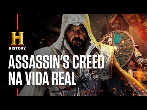 Escudo | Desafio Sob Fogo & Assassin's Creed Valhalla | HISTORY