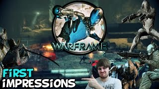 """Warframe First Impressions """"Is It Worth Playing?"""""""