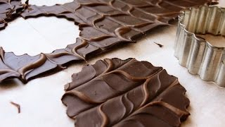 Как сделать шоколад в домашних условиях