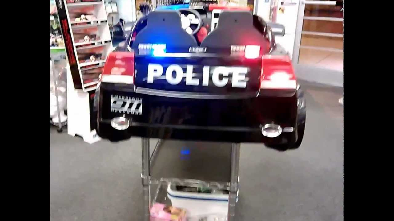 power wheels Dodge charger police car LED upgrade  YouTube