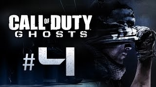 Call of Duty Ghosts Campaign Walkthrough Part 4 - Struck Down