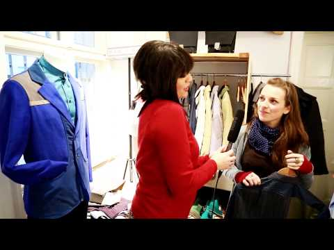 Fashion Week Berlin 2013 - Interview mit Carina Bischoff / Upcycling Fashion Store Berlin