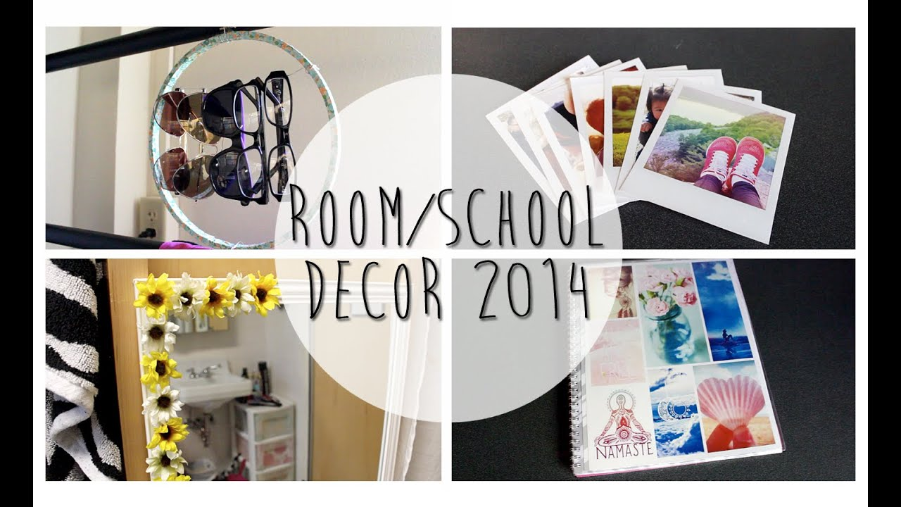 diy tumblr inspired room decor - youtube