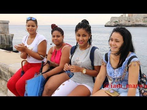 THIS is CUBA  Nightlife sceens-Joven Cubanos en la Noche 2 / Cuban Youth at Night PART 2