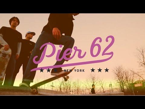 Pier 62 NYC Skate park