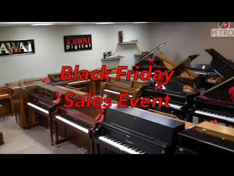 Black Friday-Saturday Two Day Sale 2018 - California Keyboards Music Center