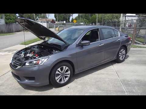SOLD 2015 Honda Accord LX Sedan Meticulous Motors Inc Florida For Sale