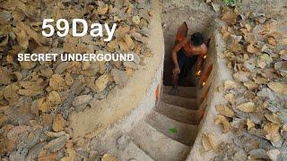 Build Amazing Secret Underground House Tunnel Swimming Pools
