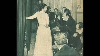 تفاريد كلثومية - أطاوع في هواك قلبي - الأزبكية 7 ابريل 1955م