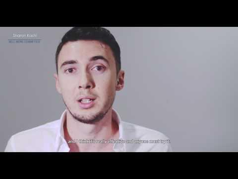 Igor - Testimonial on Sharon's cosmetic sales seminar