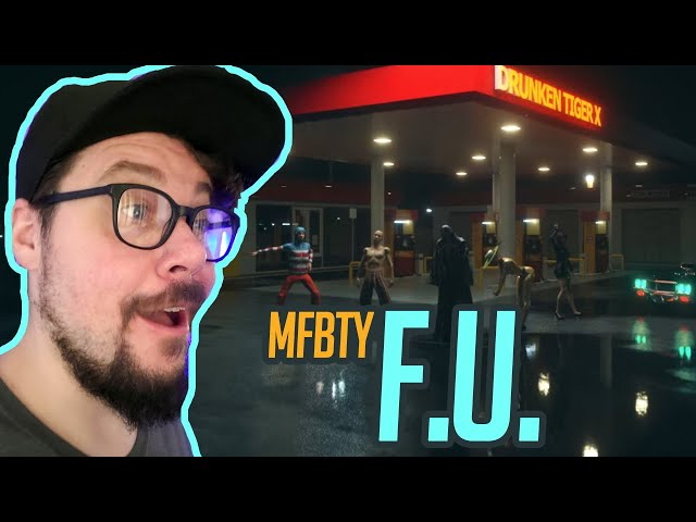 Mikey Reacts to MFBTY 너뭔데 ( F.U. ) Official MV